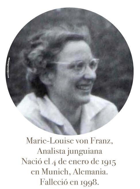 MUJERES QUE INSPIRAN MI CAMINAR – MARIE-LOUISE VON FRANZ