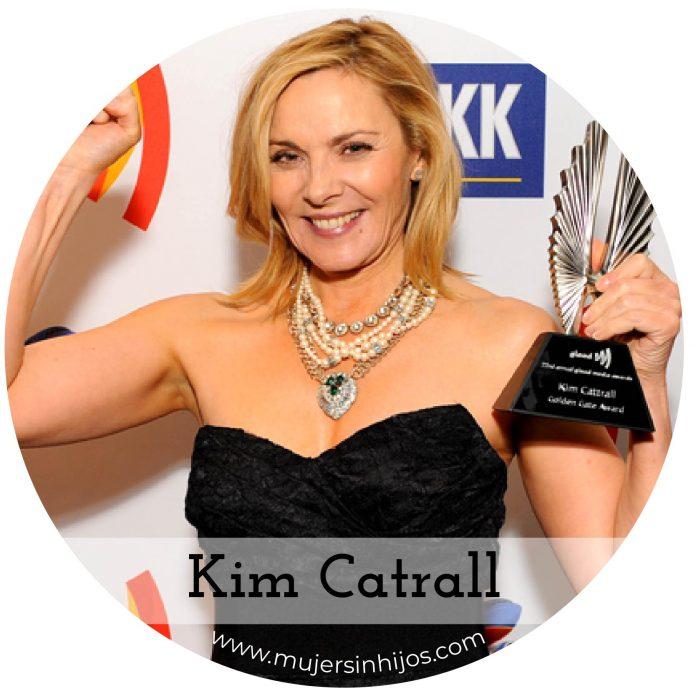 Kim Katrall
